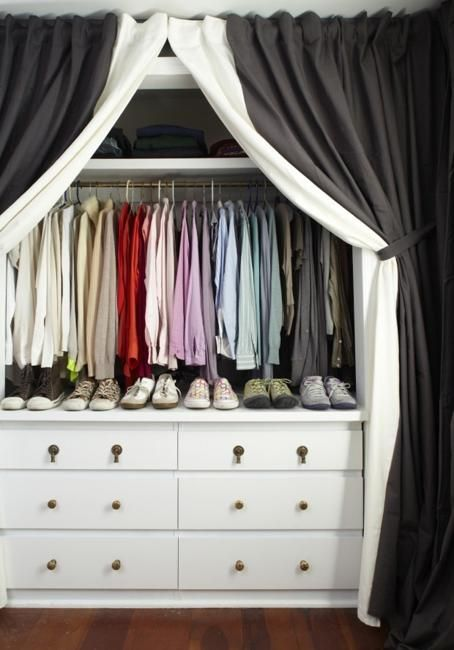 How To Organize Closet And Small Es For Storage In Your Bedroom