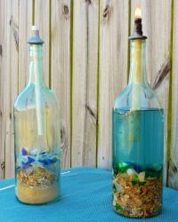 17 Best ideas about Wine Bottle Torches on Pinterest ...
