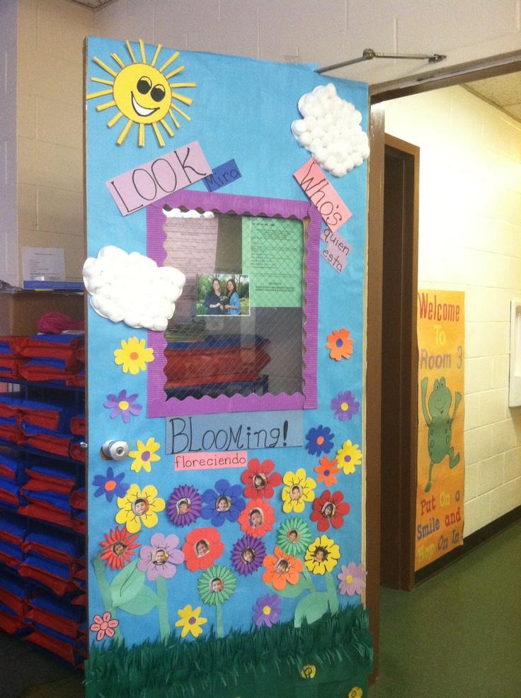 My preschool class