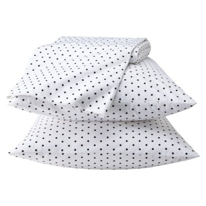 Polka Dot Sheets Navy Blue Guest Bedroom Pinterest