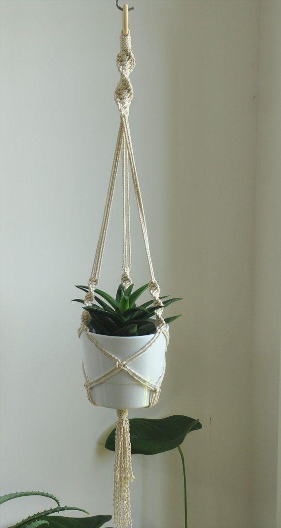 Indoor Plant Pot Hangers