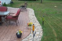"Cobblestone patio with 6"" border | Patio ideas | Pinterest ..."