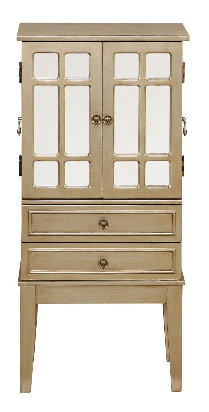 1000 ideas about Jewelry Armoire on Pinterest  Armoires Mirror Jewelry Armoire and Jewelry Chest