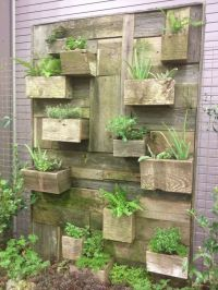 9 best images about Yard on Pinterest | Vertical vegetable ...