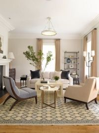 25+ best ideas about Transitional living rooms on ...
