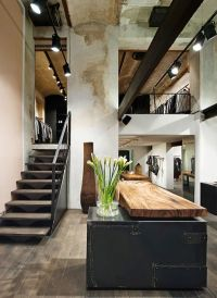 Best 20+ Rustic loft ideas on Pinterest