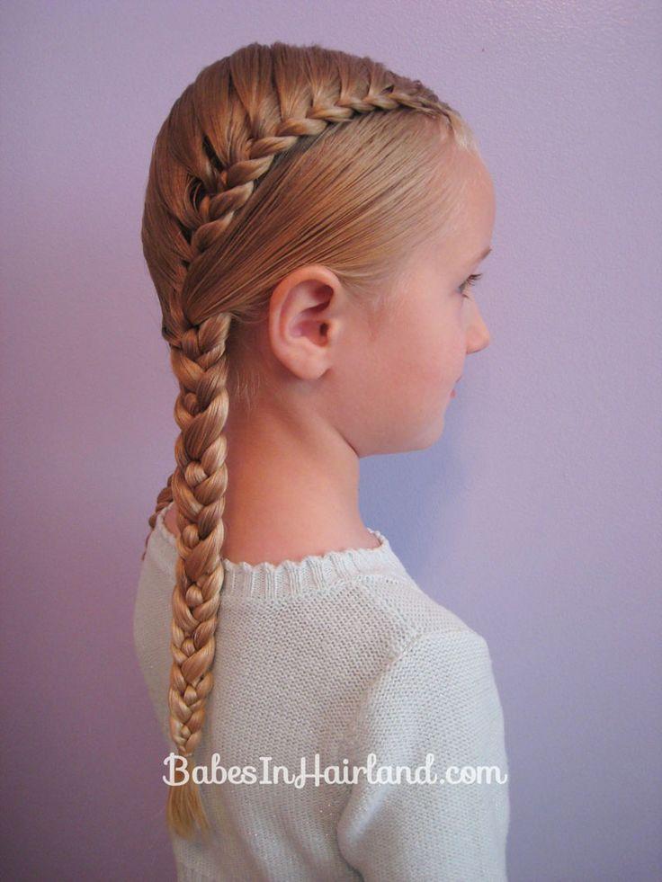 Pretty Pocahontas Braids  Babes in Hairland Tutorials   Pinterest  My hair Pretty braids