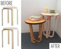 17+ best ideas about Ikea Stool on Pinterest | Fuzzy stool ...