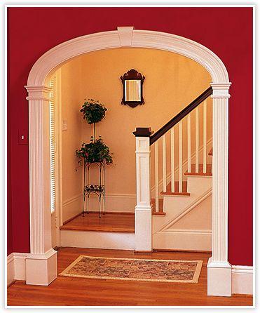 25 Best Ideas About Arch Doorway On Pinterest Columns Archways