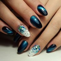 Best 25+ New year's nails ideas on Pinterest | New years ...