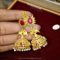 1000+ images about Jhumkas Collections on Pinterest