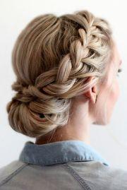 braided crown hairstyles