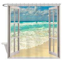 1000+ ideas about Beach Shower Curtains on Pinterest ...
