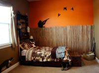 25+ best ideas about Hunting Bedroom on Pinterest | Wood ...