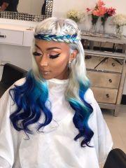 weave hair color ideas