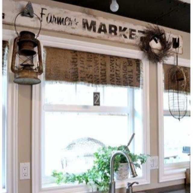 The 23 Best Images About Rustic Curtains On Pinterest Window