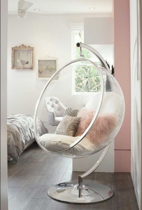 best beach chair with canopy red bunjo bungee 25+ ideas about bubble on pinterest | pink teen bedrooms, decor and hanged girl