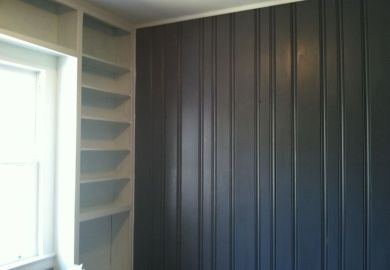 Ideas About Painting Wood Paneling On Pinterest