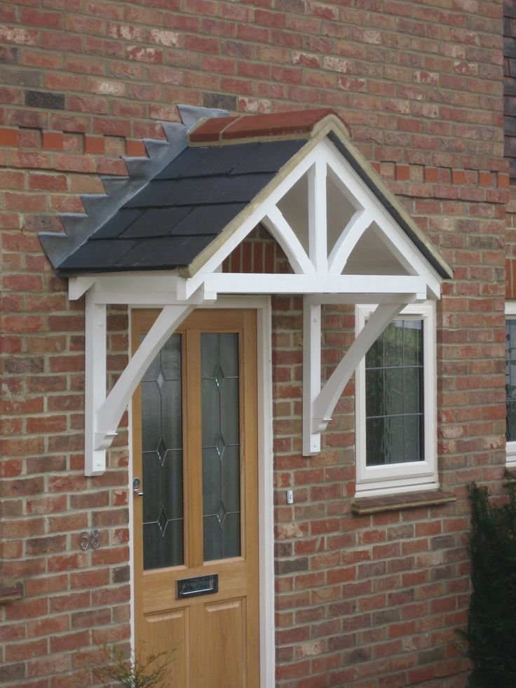 17 Best Images About Front Door Canopy On Pinterest  Porch Canopy, Door Canopy And Entrance Doors