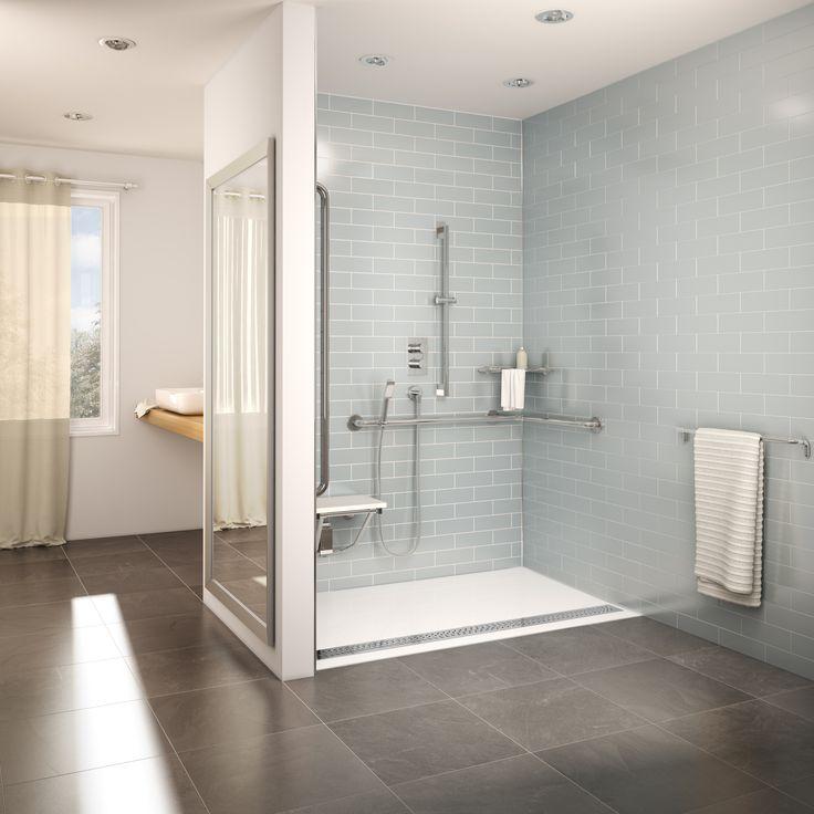 FLEURCO ADaptek Shower base rollin typ  Fleurco Bathroom