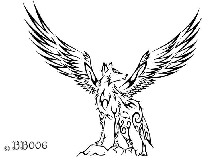 16 Best Winged Wolves