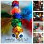 Sparkly Flying Dragonfly Craft Easy Preschool Or