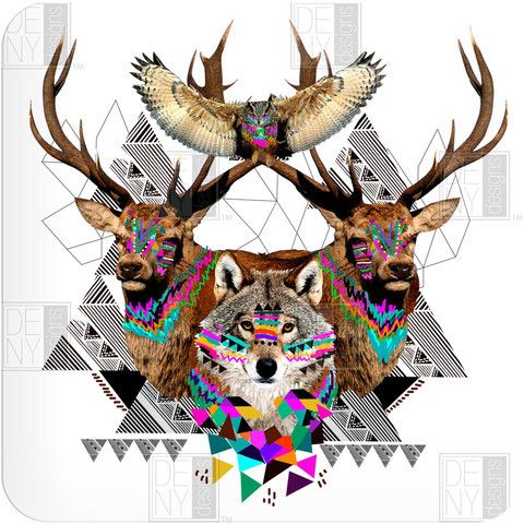 Gravity Falls Dipper And Wendy Wallpaper Owl Stag Wolf Geometric Ink Amp Other Body Modification