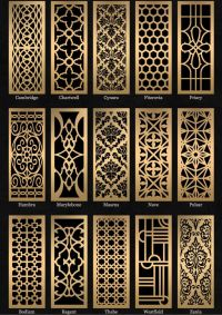 Decorative paneling spaces traditional with decorative ...