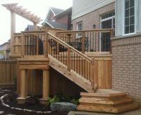 18 best images about deck stairs on Pinterest