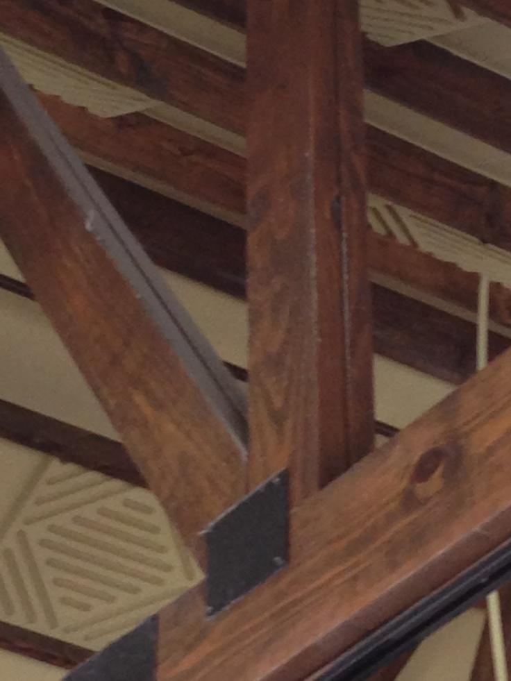 2x6 wood beams  My Next House  Pinterest  Beams Woods