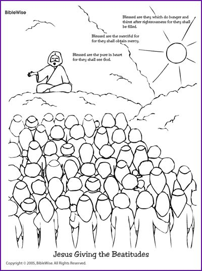 Beatitudes, The beatitudes and Coloring on Pinterest