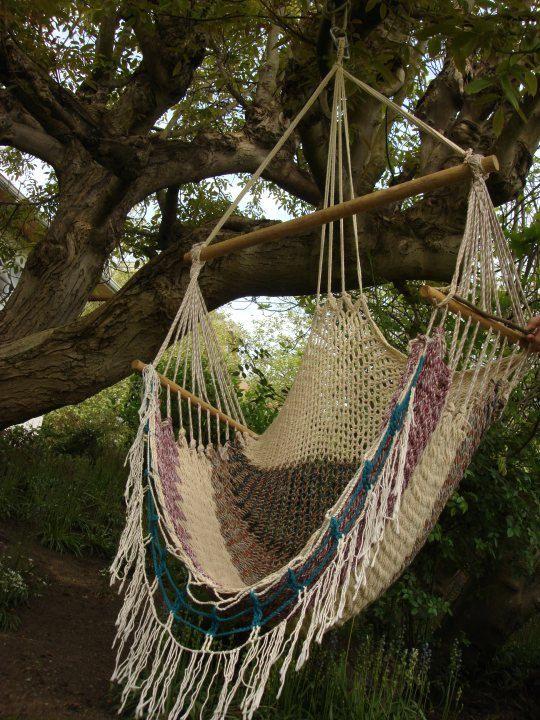 Tree Hammock Swing