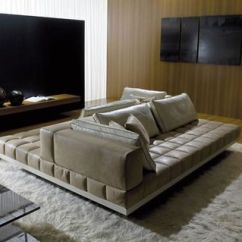 Best Contemporary Sectional Sofas Chaise Longue Perfect For Socializing Curved And Double Sided ...
