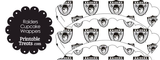 45 best images about Oakland Raiders Printables on