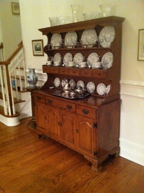Details About Ethan Allen 11 Piece Dining Room Set With 6