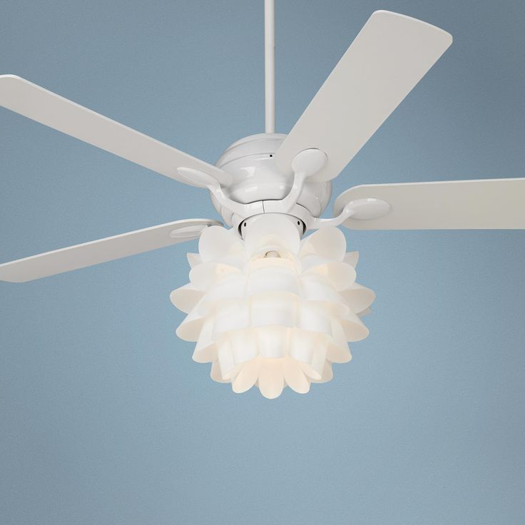 1000+ images about Ceiling Fans for Girls Room on