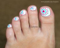 Best 25+ Simple Toenail Designs ideas on Pinterest ...