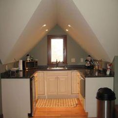 Kitchen Design Ideas For Small Kitchens Cabinet Molding Attic Idea | Pinterest Love ...