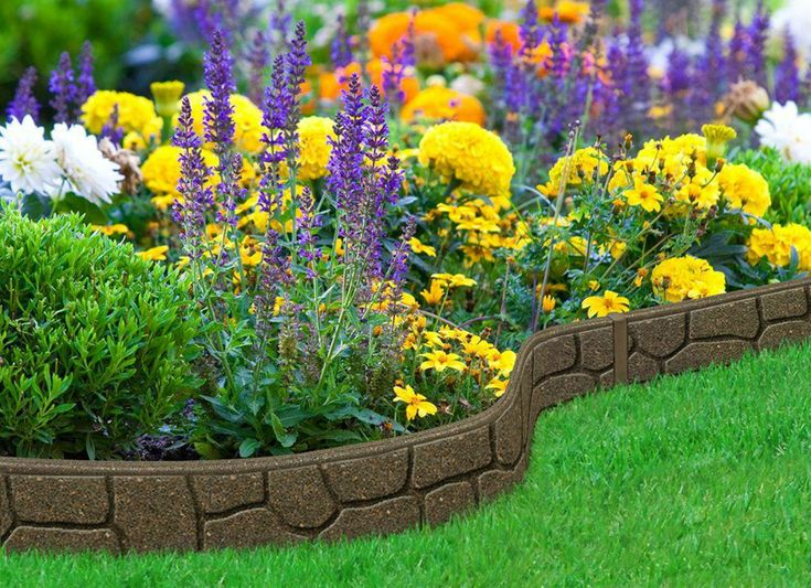 540 Best Images About Garden Edging Ideas On Pinterest Landscape