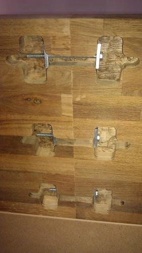 joining 2 pieces of IKEA butcher block for an island  Kitchen  Pinterest  Butcher blocks