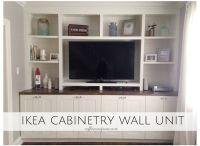 Best 25+ Ikea wall units ideas on Pinterest   Ikea living ...
