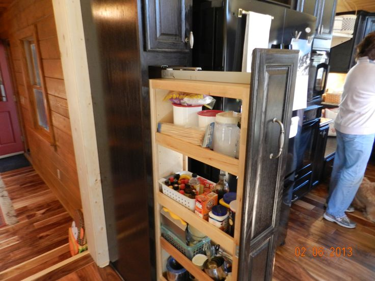 Kraftmaid Tall Pantry pullout Cabinet  kraftmaid kitchen