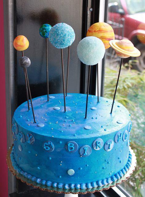Best 25 Planet Cake Ideas On Pinterest Astronaut