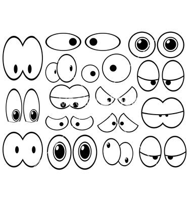 81 best How to make Fondant Eyes images on Pinterest