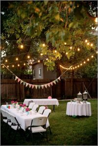 17 Best images about Backyard Party Ideas on Pinterest ...