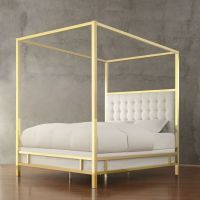 25+ best ideas about Queen size canopy bed on Pinterest ...