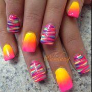 ideas bright nail
