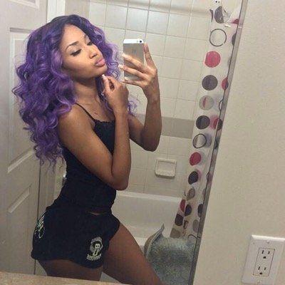 IG Realjuicedupjinsui The Purple Hair Chronicles
