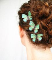 ideas butterfly hairstyle