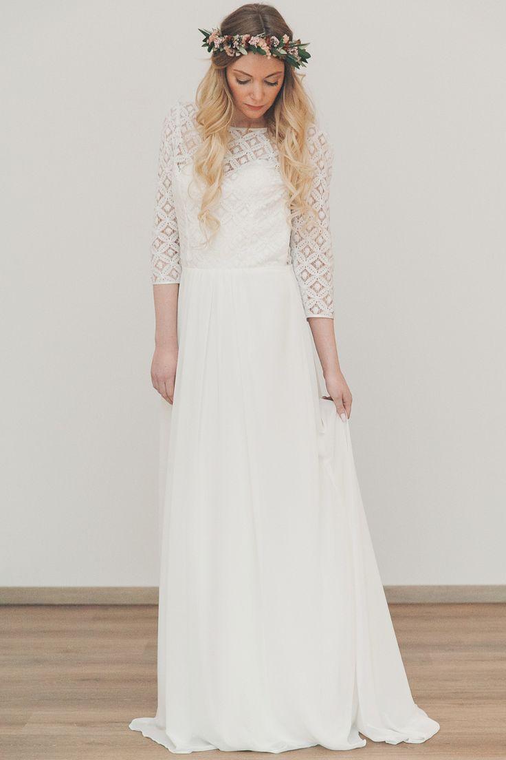 25 Best Ideas About Hippie Hochzeitskleid On Pinterest